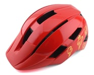 Bell Sidetrack II Kids Helmet (Red Bolts) | relatedproducts