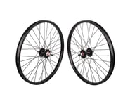 "Black Ops DW1.1 24"" Wheel Set (Black) (3/8"" Axle) 