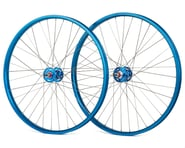 "Black Ops DW1.1 26"" Wheels (Blue/Silver/Blue) 
