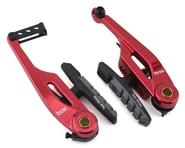 Box V-Brake Caliper Box Three (Red) (108mm) | alsopurchased