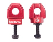 Box Three Chain Tension (Red) | relatedproducts