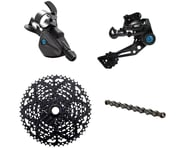Box Three Prime 9 X-Wide Multi Shift Groupset (Black) (9-Speed) | relatedproducts