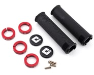 Box One Lock-On Grips (Black/Red) | alsopurchased
