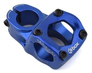 Box One Top Load Stem (31.8mm Clamp) (48mm Length) (Blue) | relatedproducts
