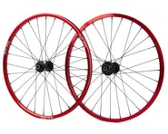 Box One Stealth Expert BMX Wheelset (20 x 1-1/8) (Red) | relatedproducts