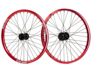 Box Three BMX Wheelset (20 x 1.75) (Red) | product-also-purchased