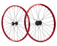 Box Three BMX wheelset (20 x 1-1/8) (Red) | alsopurchased