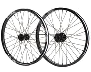 "Box Three BMX Wheelset with Rear Disc Hub (406mm) (20"") (Black) 