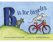 Buddy Pegs Llc B is for Bicycles (Children's Alphabet Book) | relatedproducts