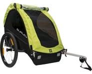 Burley Minnow Child Trailer (Green) | relatedproducts