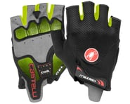Castelli Arenberg Gel 2 Gloves (Black/Yellow Fluo) | alsopurchased