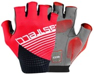 Castelli Competizione Short Finger Glove (Red) | relatedproducts