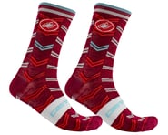 Castelli Men's Transition 18 Socks (Pro Red) | relatedproducts