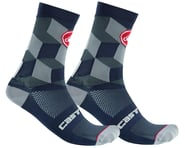 Castelli Unlimited 15 Sock (Dark Grey) | product-related