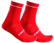 Castelli Entrata 13 Sock (Red) | relatedproducts