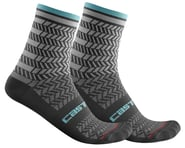 Castelli Avanti 12 Sock (Dark Grey) | alsopurchased