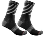 Castelli Superleggera 12 Women's Sock (Black) | relatedproducts