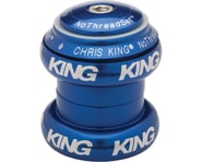 "Chris King NoThreadSet Headset (Navy Bold) (1-1/8"") 