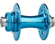 Chris King R45D 12mm Front Disc Hub (Turquoise) (32 Hole) (Centerlock) | relatedproducts