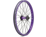 Cinema ZX Front Wheel (Purple) | relatedproducts