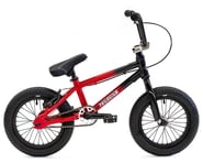 "Colony Horizon 14"" BMX Bike (13.9"" Toptube) (Black/Red Fade) 