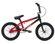 "Colony Horizon 16"" BMX Bike (15.9"" Toptube) (Black/Red Fade) 