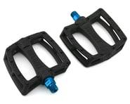 "Colony Fantastic Plastic Pedals (Black/Blue) (Pair) (9/16"") | alsopurchased"