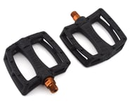 Colony Fantastic Plastic Pedals (Black/Copper) (Pair) | relatedproducts