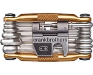 Crankbrothers Multi-Tool (Gold) (19-Tool) | relatedproducts