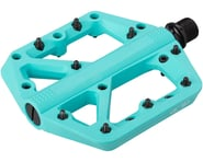 Crankbrothers Stamp 1 Platform Pedals (Turquoise) | relatedproducts