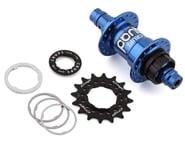 Crupi Quad Rear Hub (Blue) (36H) (10mm) | relatedproducts