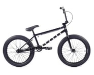 "Cult 2021 Access BMX Bike (20"" Toptube) (Black) 