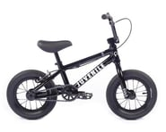 "Cult 2021 Juvenile 12"" BMX Bike (13.25"" Toptube) (Black) 