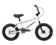 "Cult 2021 Juvenile 14"" BMX Bike (14.5"" Toptube) (White) 