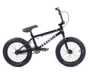 "Cult 2021 Juvenile 16"" BMX Bike (16.5"" Toptube) (Black) 