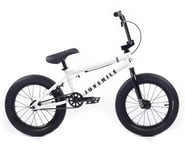 "Cult 2021 Juvenile 16"" BMX Bike (16.5"" Toptube) (White) 