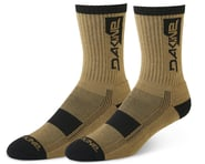Dakine Step Up Cycling Socks (Dark Olive) | product-related