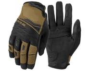 Dakine Cross-X Bike Gloves (Dark Olive) | relatedproducts
