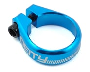 Deity Circuit Seatpost Clamp (Blue) (34.9mm) | relatedproducts