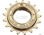 "Dicta 3/32"" Freewheel (Gold) (16T) 