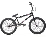 "Division Reark 20"" BMX Bike (19.5"" Toptube) (Black/Polished) 
