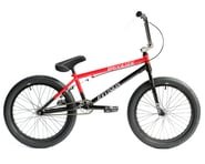 "Division Brookside 20"" BMX Bike (20.5"" Toptube) (Black/Red Fade) 