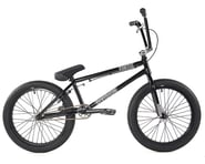 "Division Fortiz 20"" BMX Bike (21"" Toptube) (Black/Polished) 
