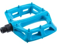 "DMR V6 Pedals (Blue) (Plastic Platform) (9/16"") 