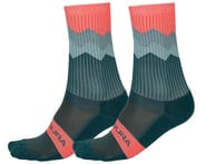 Endura Jagged Sock (Spruce Green) | relatedproducts