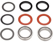 Enduro Stainless Steel Bottom Bracket (Silver) (BB92) | relatedproducts