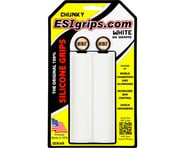 ESI Grips Chunky Silicone Grips (White) (32mm) | relatedproducts