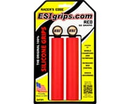 ESI Grips Racer's Edge Silicone Grips (Red) (30mm) | relatedproducts