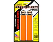 ESI Grips Racer's Edge Silicone Grips (Orange) (30mm) | relatedproducts