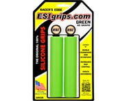 ESI Grips Racer's Edge Silicone Grips (Green) (30mm) | relatedproducts